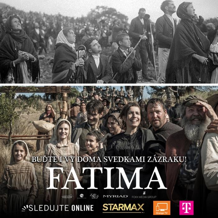 Nový film Fatima si budú môcť Slováci vychutnať online už na Veľkú noc