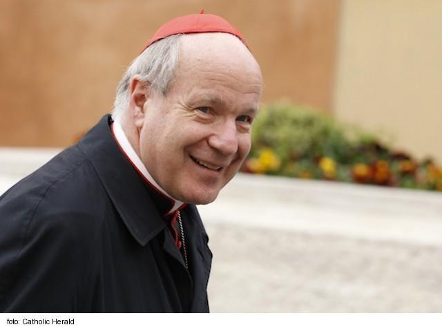 Christoph Schönborn je 25 rokov v úrade viedenského arcibiskupa