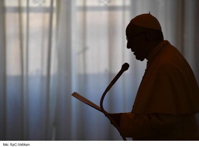 List pápeža Františka k 50 rokom vzťahov s EÚ