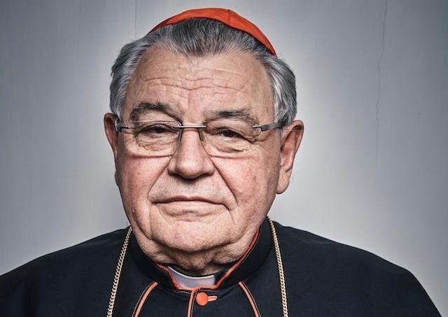 Kardinál Dominik Duka slávi 50. výročie kňazstva