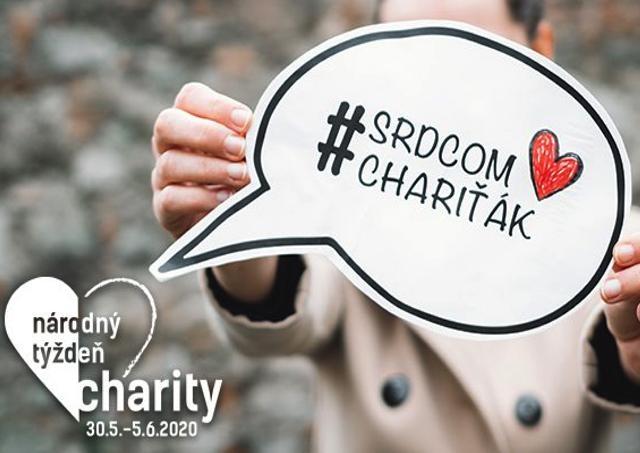 Národný týždeň charity: Pokračujúca vlny solidarity
