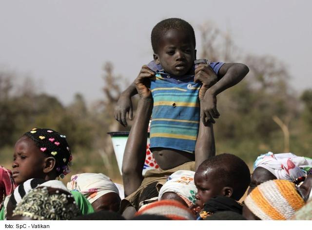 V Burkine Faso hrozí smrť hladom dvom miliónom ľudí