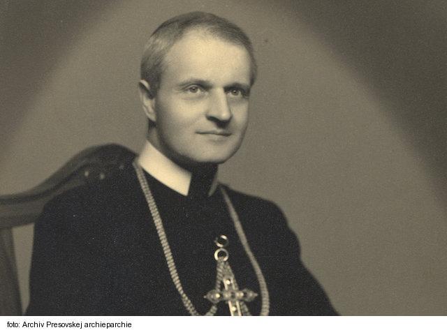 V Prešove oslávili patróna školy mučeníka Pavla Petra Gojdiča