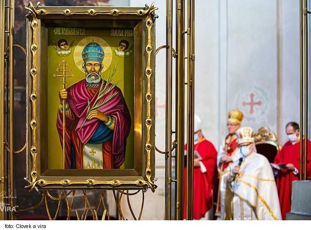 Gréckokatolíci v Prahe slávili odpustovú slávnosť