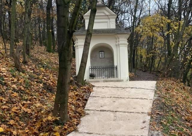 Kalvária v Bratislave je pripravená na zimu