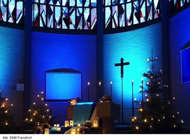 Katolícka misia vo Frankfurte vyzbierala peniaze núdzne rodiny