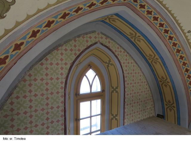 Po 85 rokoch vymaľovali kostol sv. Michala Archanjela v Slovanoch