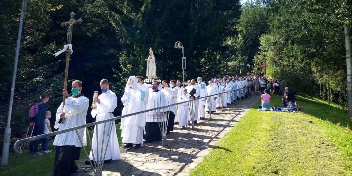 PODCAST: Na Starých Horách oslávili 30. výročie Baziliky minor