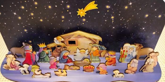 Vo sviatočnom svetielku na Božie narodenie pozývame k jasličkám