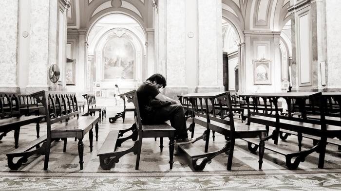 BOH V MOJOM ŽIVOTE: Otec rodiny na kolenách je vzácnosť