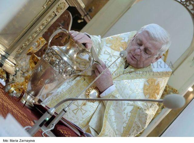 Vladyka Ján Babjak spomína na prežité veľkonočné sviatky