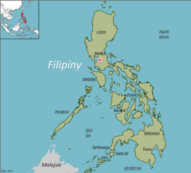 Spoločenský komentár: Slovensko a Filipíny