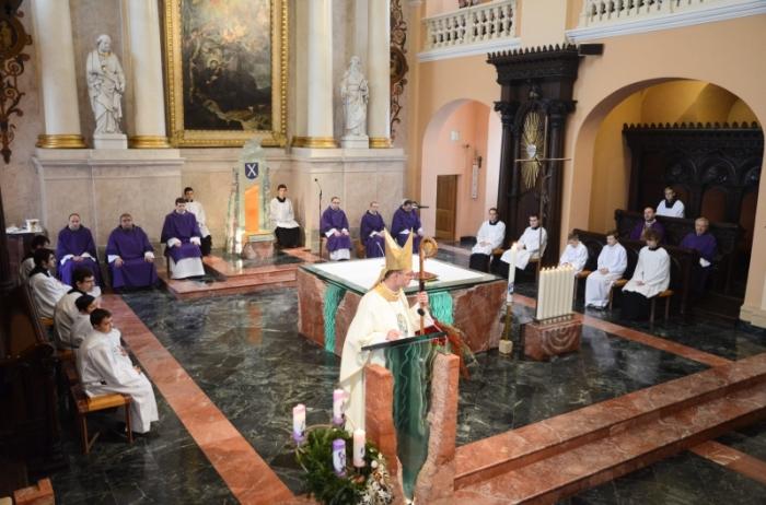 305. výročie konsekrácie banskobystrickej Katedrály