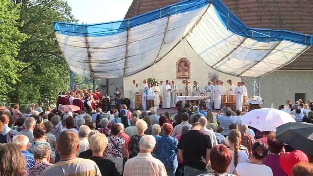 Arcidiecézna púť do Gaboltova v našich priamych prenosoch