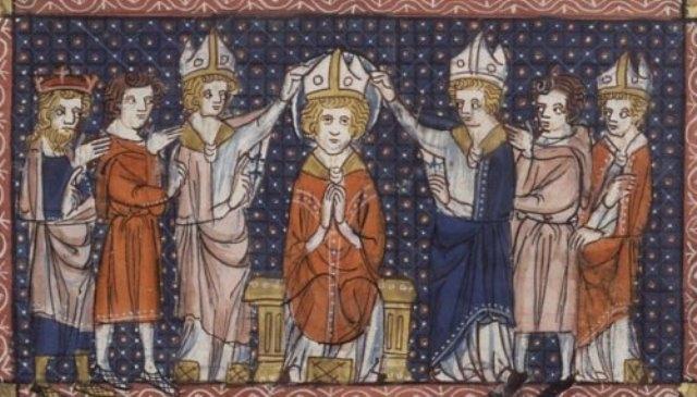 Svätý biskup Hilár z Poitiers
