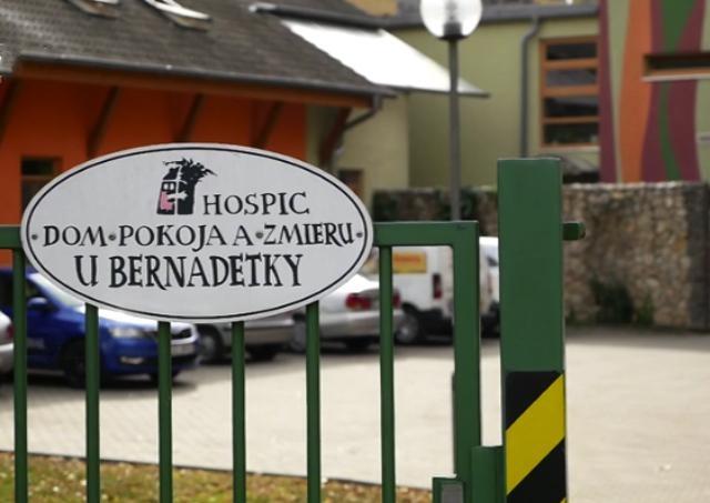 Hospic u Bernadetky v Nitre získal takmer päťtisíc štyristo eur
