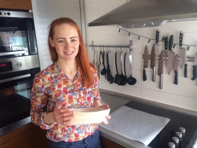 Na skok do kuchyne (7): Ako si upiecť pšenično-ražný chlieb z kvásku
