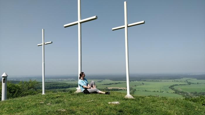 Moja kaplnka (4): Nádherný výhľad spod krížov nad Pernekom