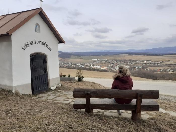 Moja kaplnka (13): Jarovnice ochraňuje svätý Jakub