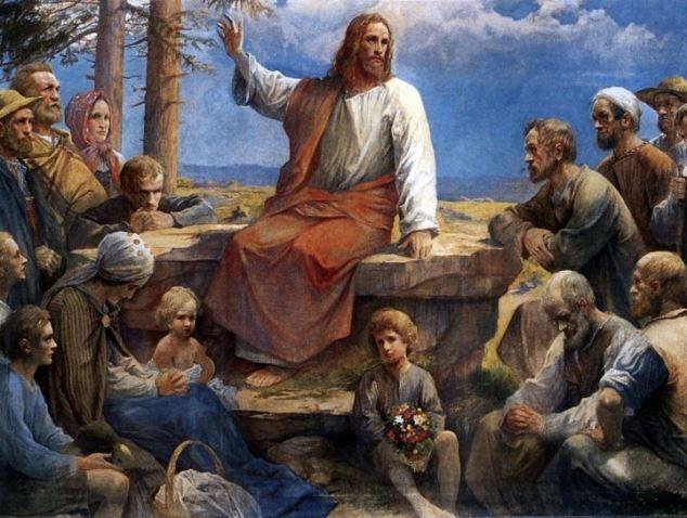Ježišovo ohlasovanie a nasledovanie Ježiša