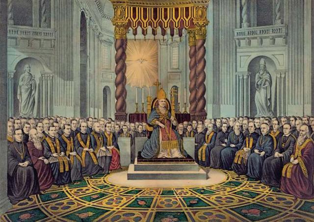 Po prvýkrát vychádza ucelený preklad dokumentov Prvého vatikánskeho koncilu