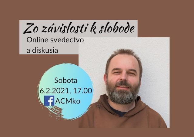 Arcidiecézne centrum pre mládež v Košiciach pripravilo diskusiu Zo závislosti k slobode