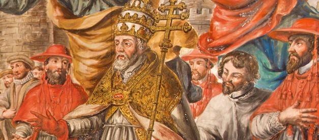 Lev Veľký ako rímsky biskup a pápež