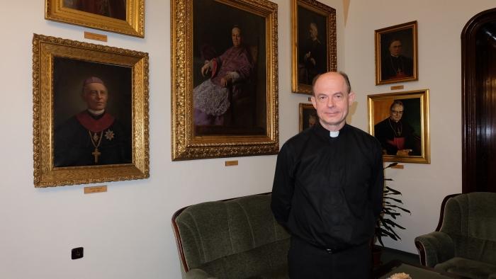 Marián Chovanec: Aj dospelí nech sa modlia k anjelovi strážnemu