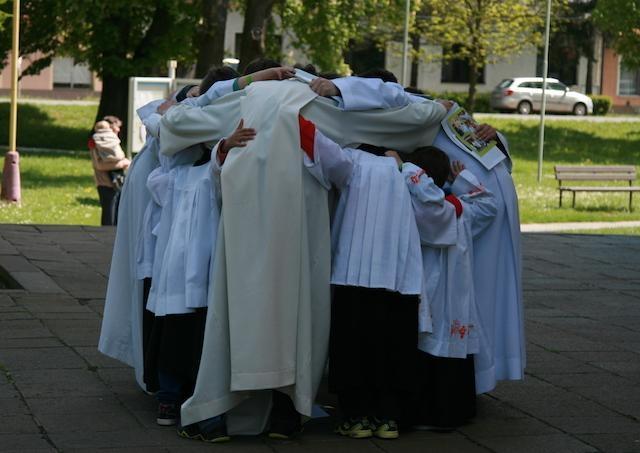 Miništranti v sobotu online putovali do Šaštína