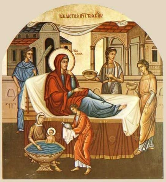 Narodenie presvätej Bohorodičky / Narodenie Panny Márie