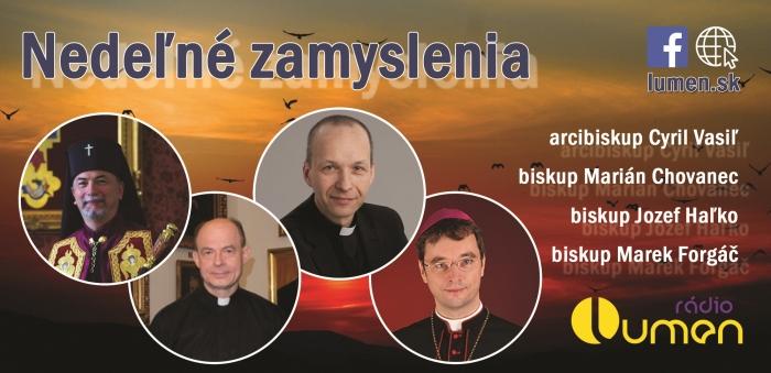 Od nového liturgického roka prinesieme zamyslenia biskupov