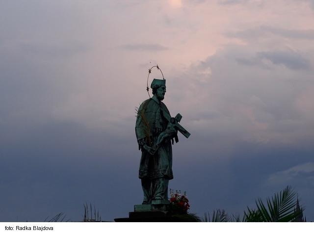Pred tristo rokmi, 31. mája 1721, bol blahoslavený Ján Nepomucký