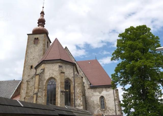 Kostol v Okoličnom prechádza treťou etapou rekonštrukcie