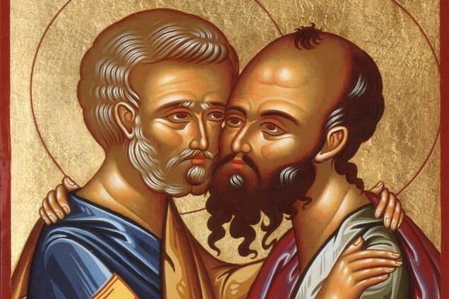 Slávnosť svätých apoštolov Petra a Pavla