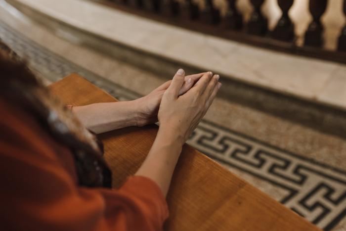 Päť minút pre Boha - päť minút pre seba. Modlíme sa o 20:00.