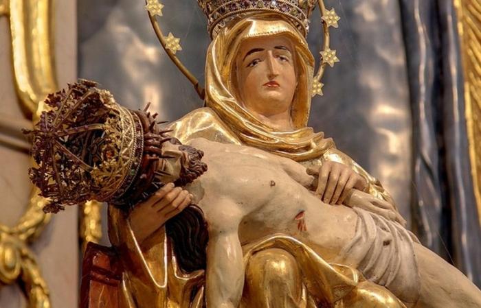 Slávnosť Sedembolestnej Panny Márie vo vysielaní