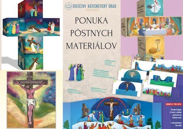 Spišský katechetický úrad pripravil rôzne pôstne aktivity a materiály