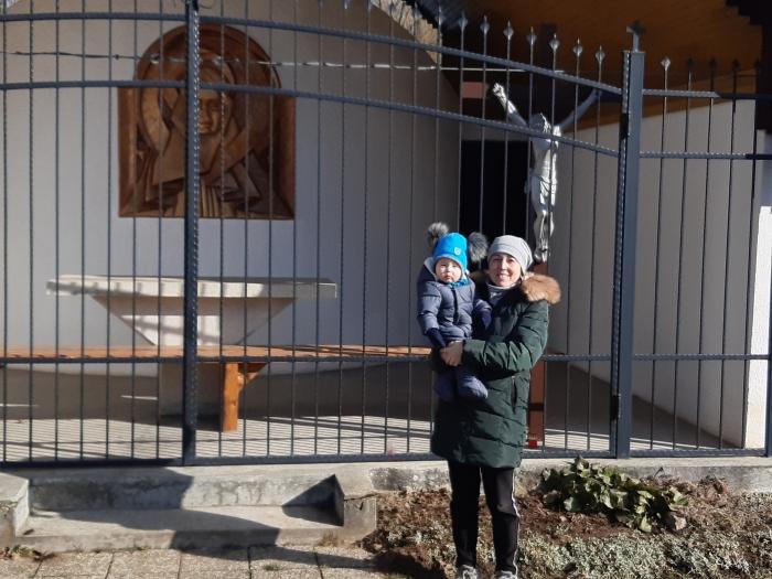 Moja kaplnka (10): Nenápadné mariánske miesto v obci Víťaz