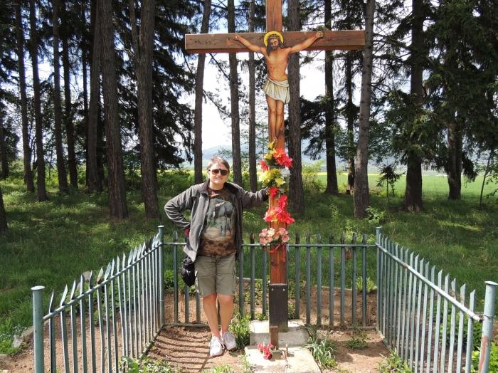 Moja kaplnka (12): Povalený kríž veriaci z Martina už viackrát opravili