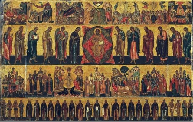 Nedeľa všetkých svätých