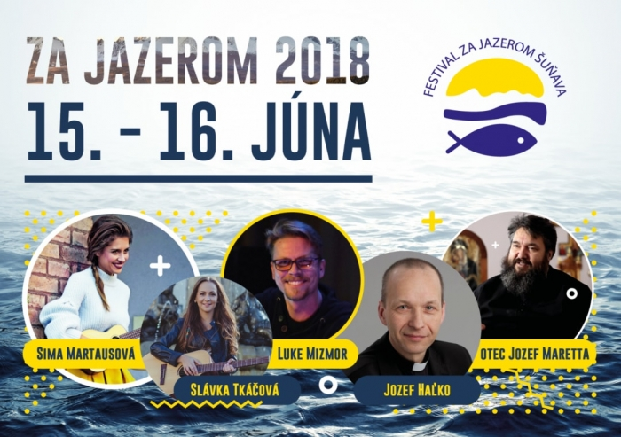 Rádio LUMEN stretnete na Festivale za jazerom Šuňava