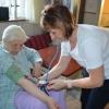 Opatrovateľská starostlivosť starých a chorých