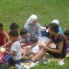 Alžbetka prijíma s láskou núdzne deti