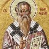Predstavujeme cirkevných otcov (1): Klement Rímsky